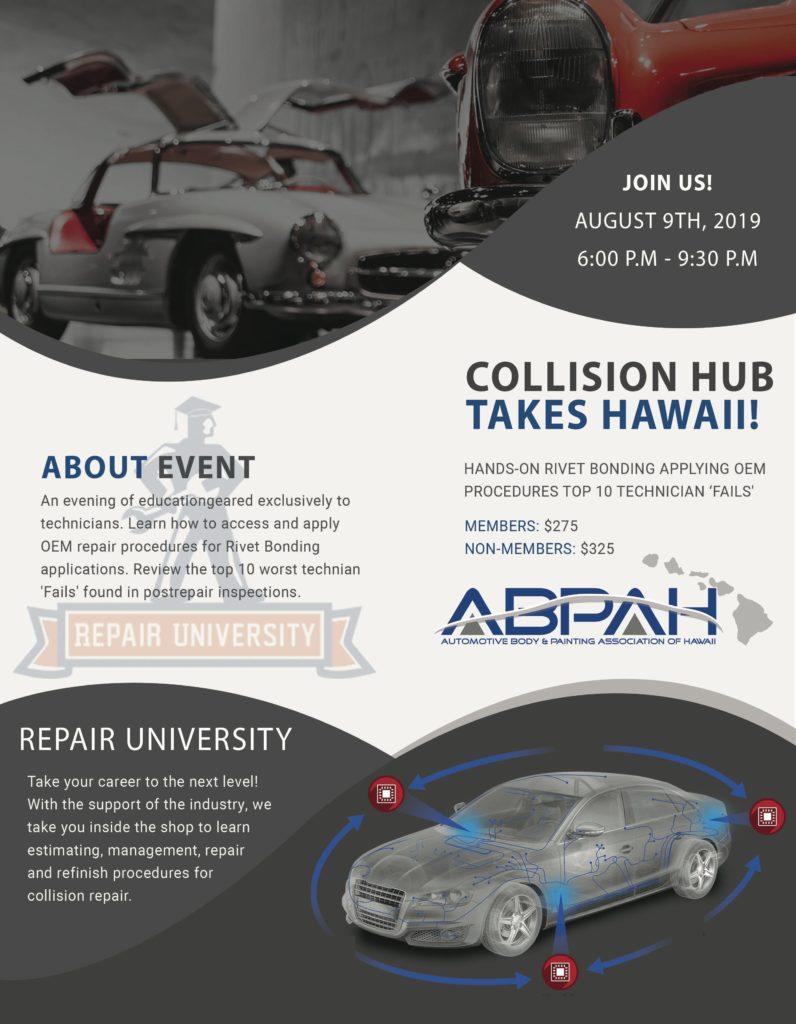 ABPAH – Technician Night Collision HUB